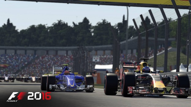 F1 2016 Screenshot #10 for PS4