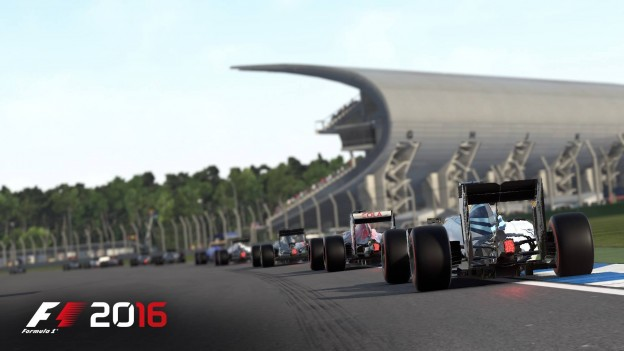 F1 2016 Screenshot #11 for PS4