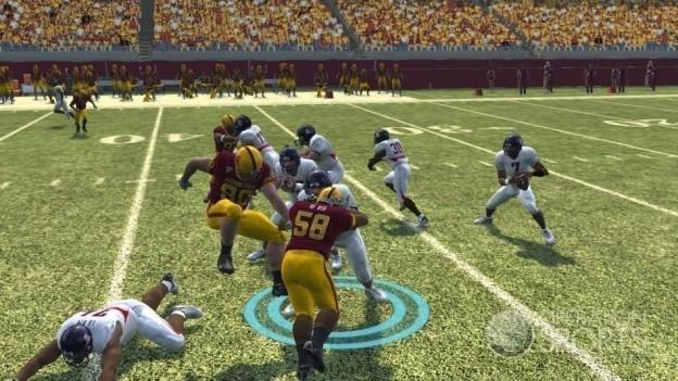 NCAA Football 09 Screenshot #1192 for Xbox 360