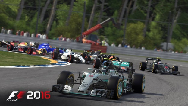 F1 2016 Screenshot #15 for PS4