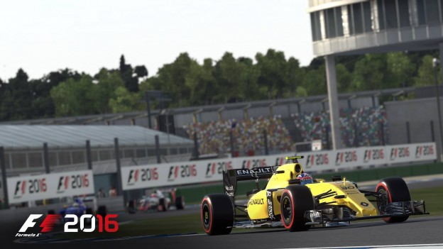 F1 2016 Screenshot #12 for Xbox One