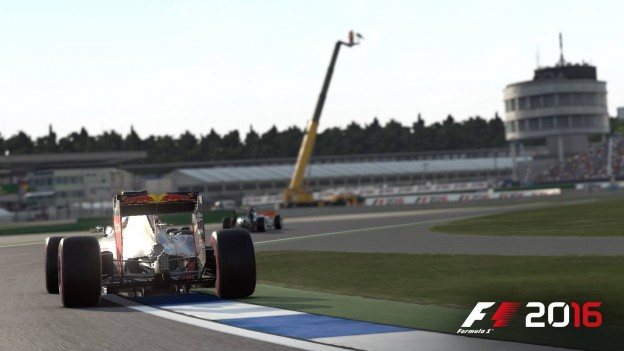 F1 2016 Screenshot #13 for Xbox One