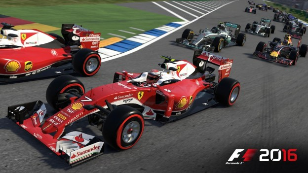 F1 2016 Screenshot #14 for Xbox One