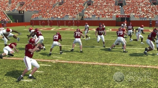 NCAA Football 09 Screenshot #1193 for Xbox 360