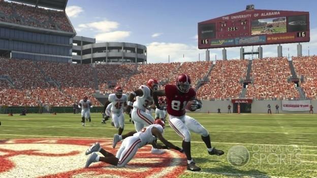 NCAA Football 09 Screenshot #1194 for Xbox 360