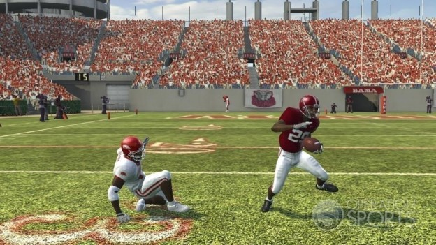 NCAA Football 09 Screenshot #1195 for Xbox 360
