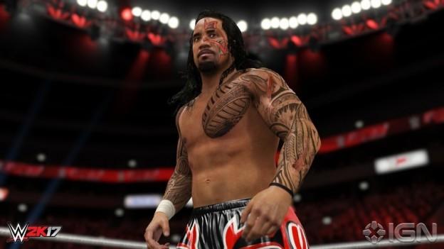 WWE 2K17 Screenshot #13 for PS4