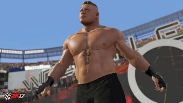 WWE 2K17 Screenshot #14 for PS4
