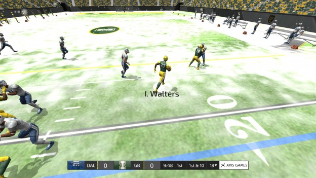 Axis Football 2016 Screenshot #3 for PC