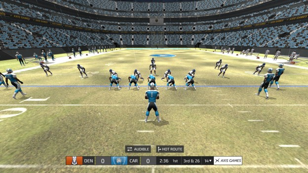 Axis Football 2016 Screenshot #6 for PC