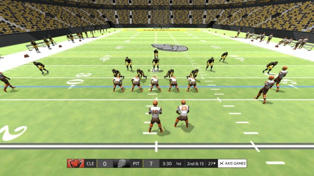 Axis Football 2016 Screenshot #7 for PC