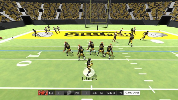 Axis Football 2016 Screenshot #8 for PC