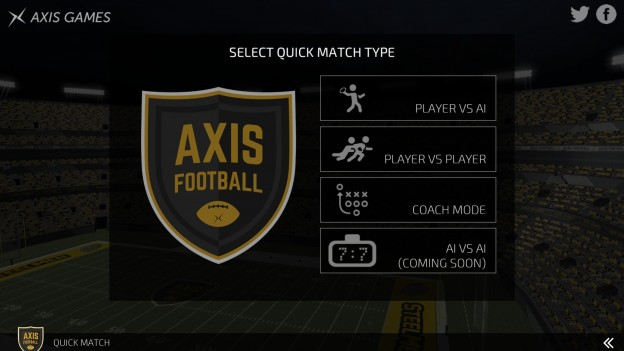 Axis Football 2016 Screenshot #13 for PC