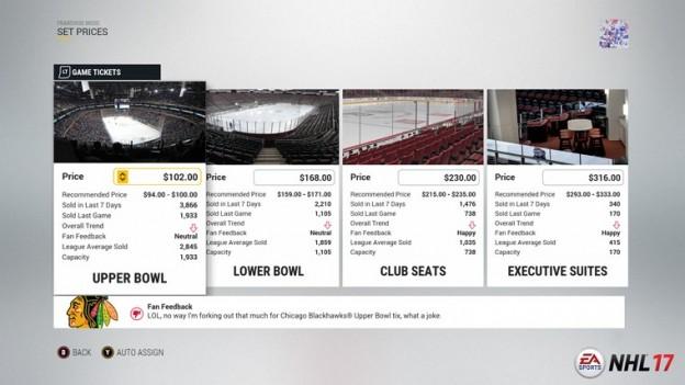 NHL 17 Screenshot #87 for PS4