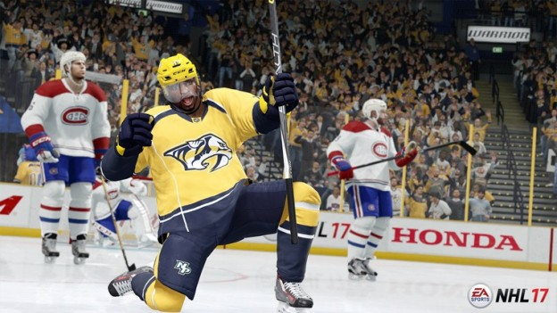NHL 17 Screenshot #92 for PS4