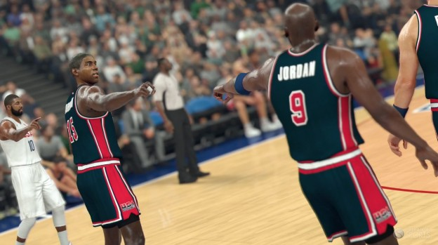 NBA 2K17 Screenshot #22 for PS4