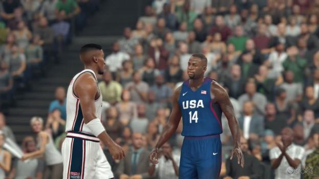 NBA 2K17 Screenshot #23 for PS4