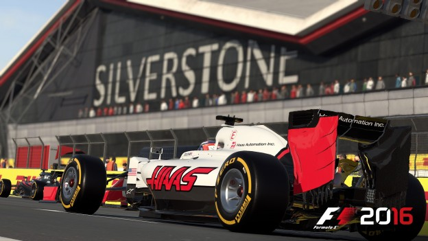 F1 2016 Screenshot #16 for PS4