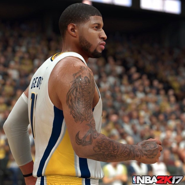 NBA 2K17 Screenshot #37 for PS4