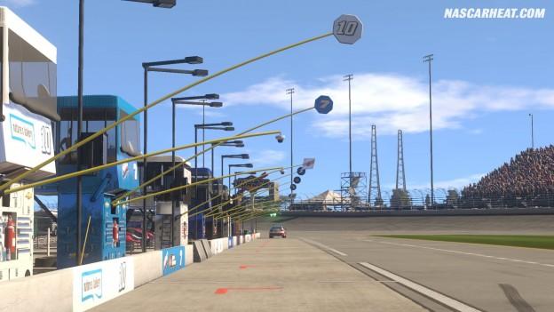 NASCAR Heat Evolution Screenshot #14 for PS4