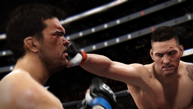 EA Sports UFC 2 Screenshot #101 for PS4