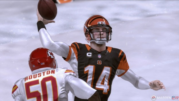 Madden NFL 17 Screenshot #336 for PS4