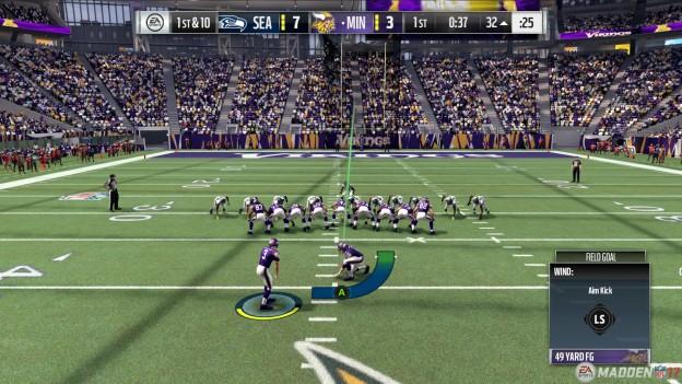 Madden NFL 17 Screenshot #338 for PS4