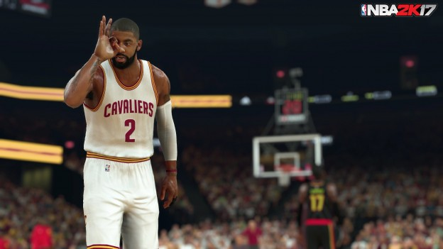 NBA 2K17 Screenshot #40 for PS4