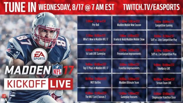 Madden NFL 17 Screenshot #340 for PS4