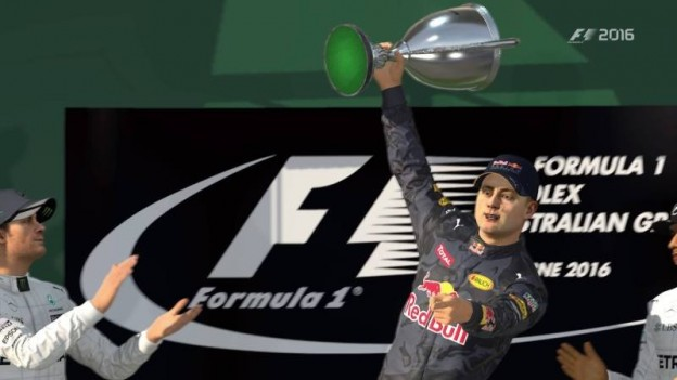 F1 2016 Screenshot #20 for PS4
