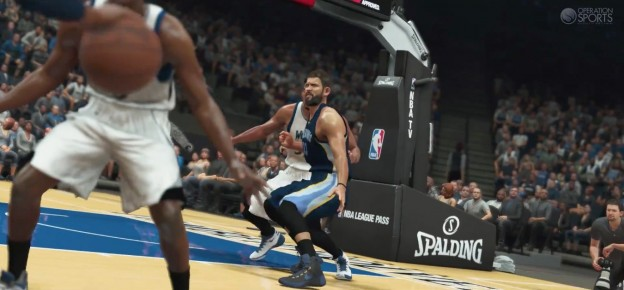 NBA 2K17 Screenshot #84 for PS4