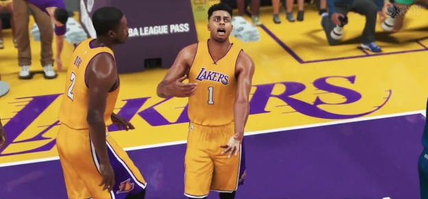 NBA 2K17 Screenshot #101 for PS4