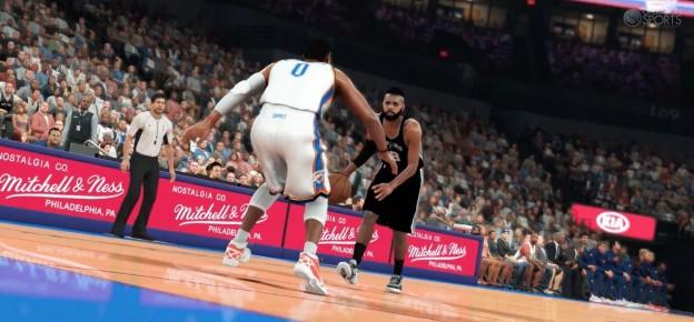 NBA 2K17 Screenshot #119 for PS4