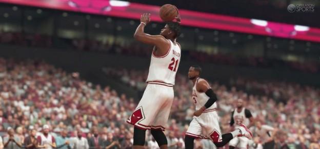 NBA 2K17 Screenshot #130 for PS4