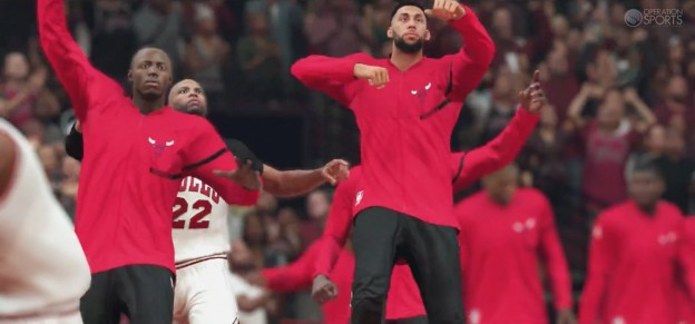 NBA 2K17 Screenshot #161 for PS4