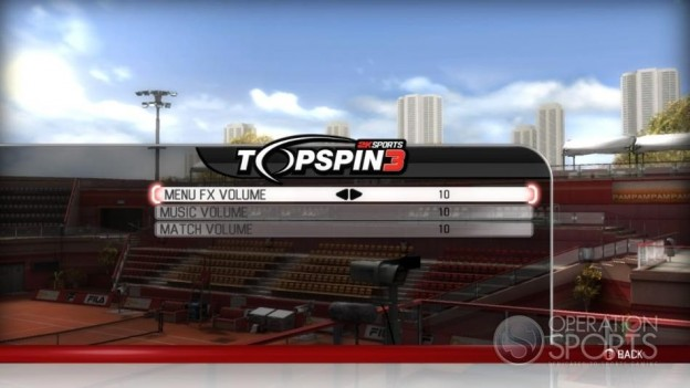 Top Spin 3 Screenshot #71 for Xbox 360