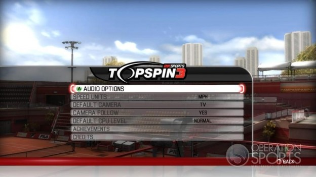 Top Spin 3 Screenshot #72 for Xbox 360