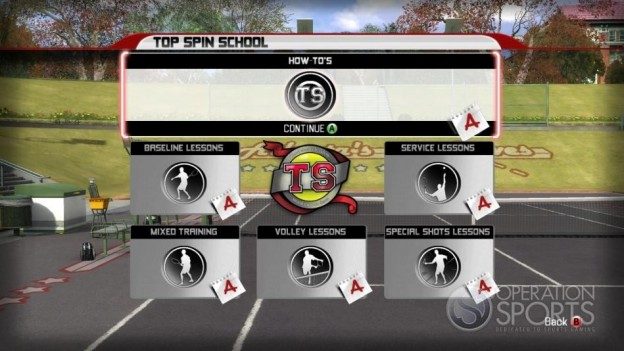 Top Spin 3 Screenshot #73 for Xbox 360