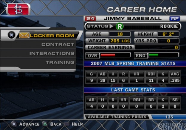 MLB '07: The Show Screenshot #1 for PS3