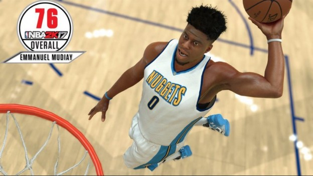 NBA 2K17 Screenshot #192 for PS4
