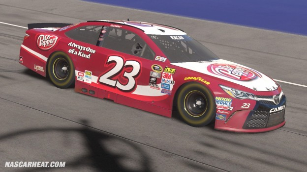 NASCAR Heat Evolution Screenshot #18 for PS4
