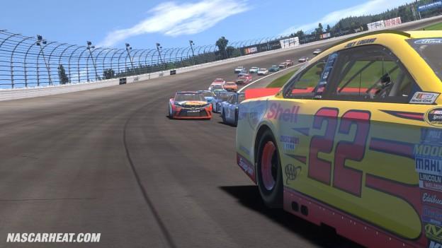 NASCAR Heat Evolution Screenshot #19 for PS4