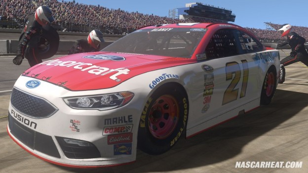 NASCAR Heat Evolution Screenshot #20 for PS4