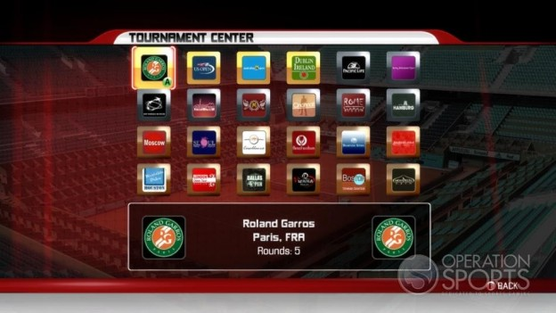 Top Spin 3 Screenshot #82 for Xbox 360