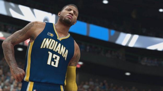 NBA 2K17 Screenshot #254 for PS4