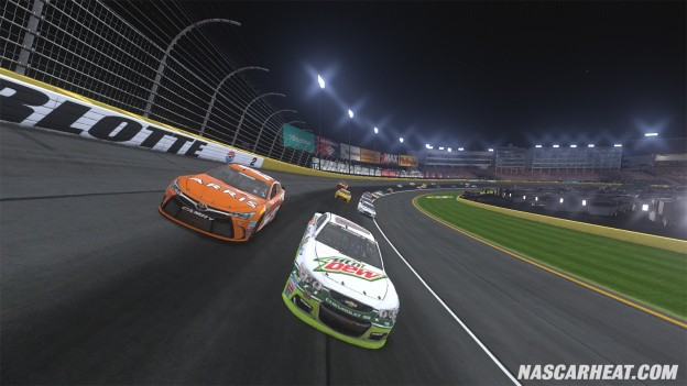 NASCAR Heat Evolution Screenshot #25 for PS4