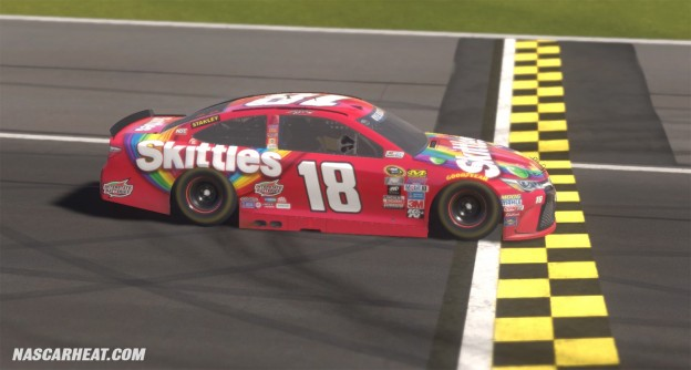 NASCAR Heat Evolution Screenshot #28 for PS4