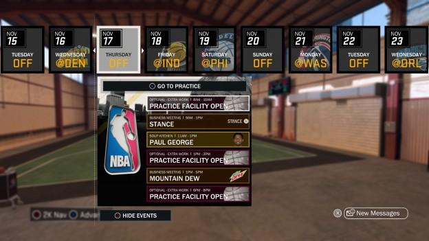 NBA 2K17 Screenshot #262 for PS4