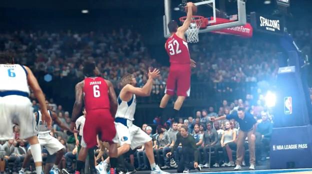 NBA 2K17 Screenshot #283 for PS4