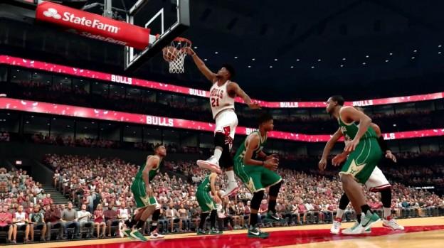 NBA 2K17 Screenshot #301 for PS4